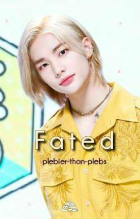 Fated |Hwang Hyunjin| by plebier-than-plebs