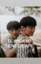 El amor no tiene escape. de HopeWorld804