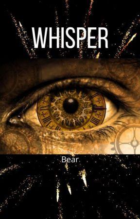 Whisper by BearGoRawr
