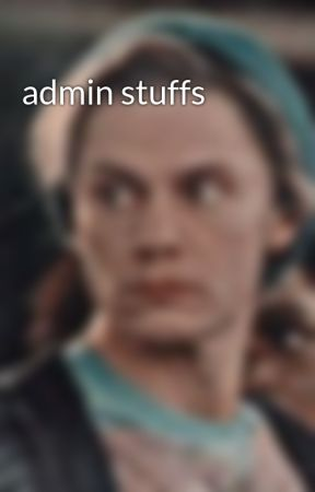 admin stuffs  by WHlPLASH-