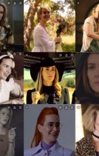 30 days smut challenge | Sarah Paulson characters  by officialwilhemina
