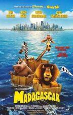 Madagascar (With my OC) by AliceGalaxy3