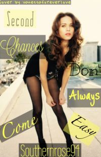 Second Chances Don't Come Easy cover