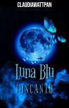 LUNA BLU - L'INCANTO  cover
