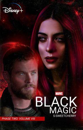 BLACK MAGIC ─── thor odinson  by s-sweetcherry