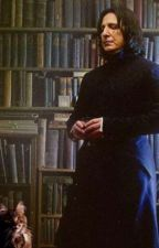 Snape x Mrs Norris - Forbidden Love by percival_neville