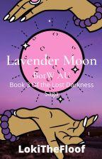 Lavender Moon by LokiTheFloof