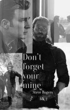 Don't forget your mine - Steve Rogers  2 av Notabadgiirl