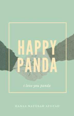Happy Panda by hanaanafiisah