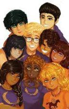 Hunted {Book 1 of Heroes of Bleach Series} (Bleach x PJO Fanfic) by Aelin_Dragneel12