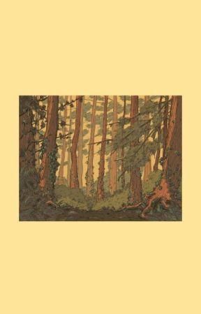 wolfhook + dandelion by rozgwiazdka