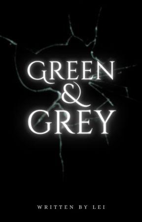 Green & Grey ✔︎ by leiiii403