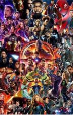 Avengers Imagines  by koolquacksons