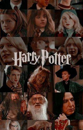 personagens de harry Potter reagindo a memes fanarts ships e sei lá  by bluuu1234