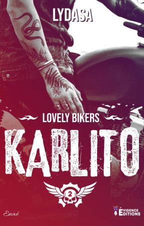 Lovely Bikers tome 2 (Sous contrat évidence édition) by Lydasav2