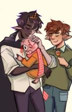 ranboo and tubbo dad AU by Maryaiello11111