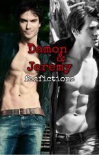 Damon X Jeremy by f4n_ficti0ner