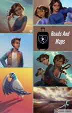Roads And Maps - Aru Shah by onedirectionfam4life