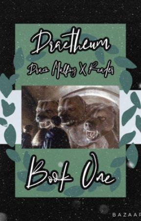 Draetheum||DracoXReader by TheGirlWhoSpeaks