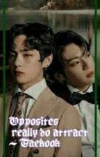 Opposites Really Do Attract «Taekook»  by My_FaCe3