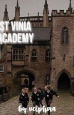 ❝ saint vinia academy boarding school ┈┈✧ by velphora