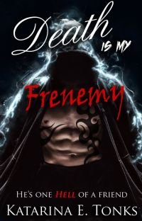 Death is My Frenemy Rewritten (Book 3 of the Rewritten Death Chronicles) cover