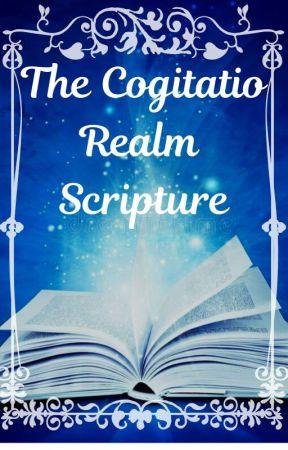 The Cogitatio Realm Scripture by TheCogitatioRealm