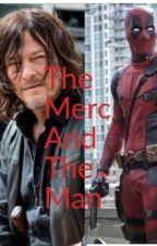 The Merc And The Man (Daryl x Male oc)  by Panda-Mon