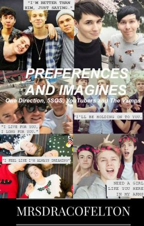 1D, 5sos, Youtubers, The Vamps, & NHC Preferences and Imagines :) by arcanepeter