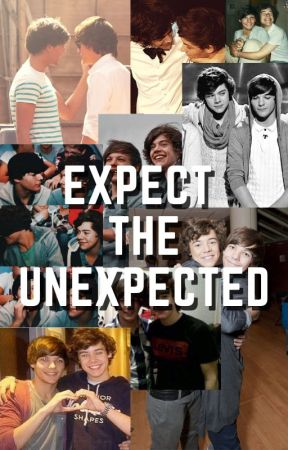 Expect the Unexpected- Larry Stylinson by obviously28ls