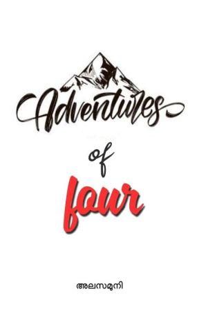 Adventures of Four by alasa_muni