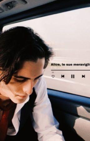 Alice,le sue meraviglie|instagram-Damiano David  by alixfelicis