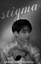 stigma // graphic portfolio by gonna_kms_thankyou