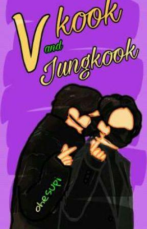 VKook (V and Jungkook) by ohesupi