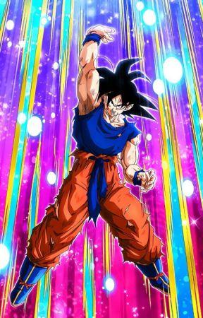 Male Son Goku Reader X Female Frieza by cancergeta
