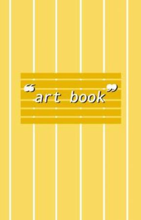 ❏-  art book by toothytape