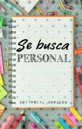 Se busca personal by Editorial_Corazon