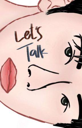 Let's Talk / Na Jaemin by uwulalalen