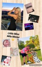 Little Miss Mila Minter by sidemenstories2021
