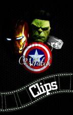 Avengers Watch Clips by kjb110