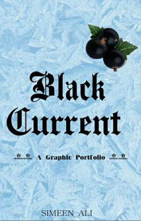 💠 Black Current || A Graphic Portfolio 💠 by SIMEEN_ALI