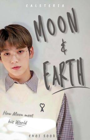 Moon & Earth || Choi Soobin by CALSTERIA
