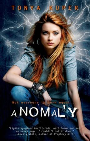 Chapter 1 of ANOMALY by TonyaKuper