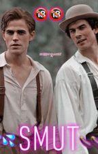 Damon & Stefan  by missmqueen1