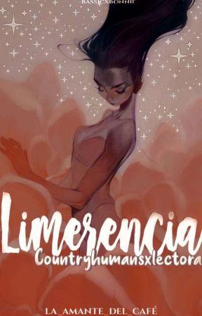 LIMERENCIA {Countryhumans × lectora} by la_amante_del_cafe