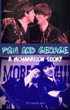 Paul and George by SagitaNyx