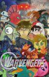 Warvengers cover
