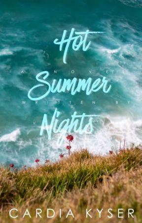 Hot summer nights  by kawaiicardi101
