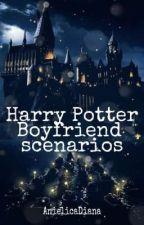 Harry Potter Boyfriend Scenarios autorstwa AnielicaDiana