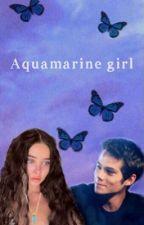 Aquamarine girl [Teen wolf] od Oliwia_25